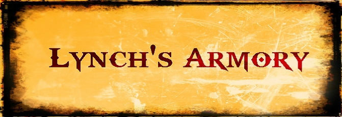 Lynch's Armory Banner