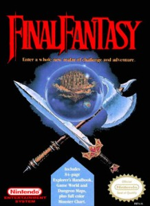 Final Fantasy I Cover