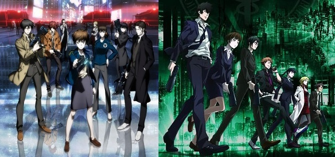 Falls Season Pass Psycho Pass Falls Very Much in